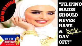 KUWAITI BLOGGERS DISGUSTING REMARKS ABOUT FILIPINOS - CONDEMNED