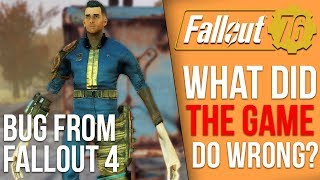 What Fallout 76 Got WRONG