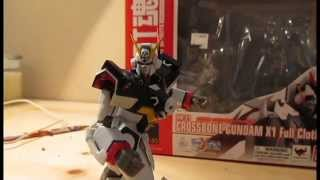 Kokujin Review 32 - Robot Damashii/Spirits Crossbones Gundam X1 Full Cloth