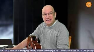 Du vackra och värdefulla människa är älskad av Gud - 29 minuter med Christer Åberg