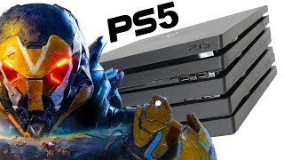 PS5 RUMORS HEATING UP AGAIN, GEARS OF WAR CREATOR CALLS IT QUITS, & MORE