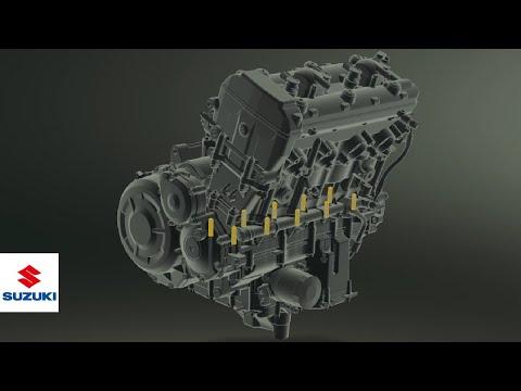 Hayabusa | Official Tech. Presentation Video =Outstanding Durability Version= | Suzuki