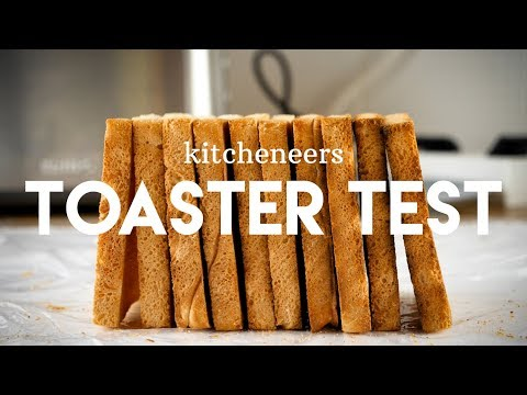 Toaster Test 2018 - 6 Top-Modelle im Vergleich (echter Test)