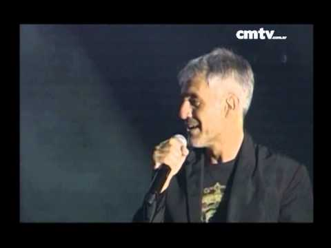 Sergio Dalma video Mi historia entre tus dedos - Calafate - Argentina - 2014