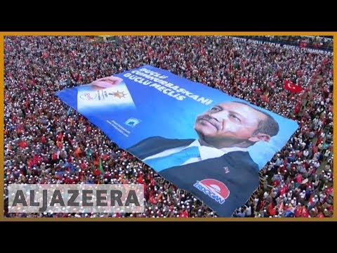 🇹🇷 Economy dominates final stage of Turkey's snap elections | Al Jazeera English