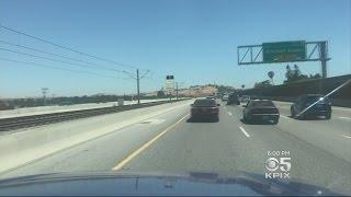 CHP Begins Crackdown On Carpool Cheats