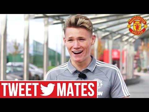 Scott McTominay | Tweet Mates | Manchester United