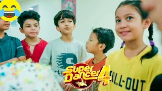 Boys ने कैसे मिलकर लिया Girls से बदला 😂 || Super Dancer Chapter 4 Prank  || Sanchit Amit Prank Video