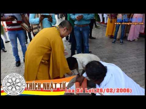 Kinh Trung Bộ 33 (Đại Kinh Người Chăn Bò) - Phẩm hạnh người xuất gia (26/02/2006)