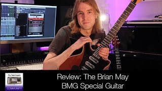 Review - Brian May Special Guitar