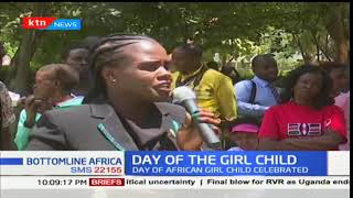 Bottomline Africa: Day of the girl child