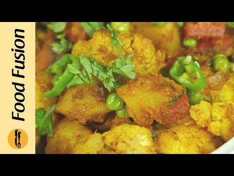 Mix Vegetable Recipe By Food Fusion