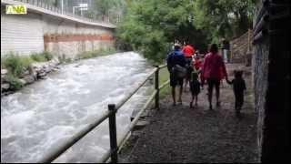 preview picture of video 'Sant Julià recupera el passeig del riu per oferir un nou espai d'esbarjo al poble'