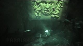 Efteling Park - De vliegende Hollander - Onride - Full HD & Nightshot [POV]
