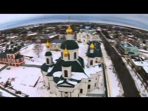 Церкви троицк челябинская