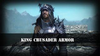 TES 5: Skyrim | Броня Король Крестоносцев