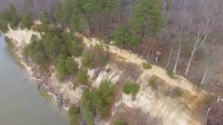 Fones cliffs on the Rappahannock river