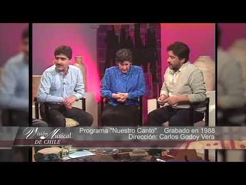 """video Visión musical de Chile cap 8 """"Nuestro canto"""" año 1988"""