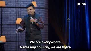 Trailer - Family Tandocies on Netflix   Stand up Comedy