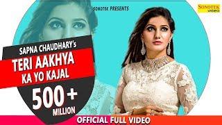 Teri Aakhya Ka Yo Kajal Sapna Chaudhary Mp3 Song Download