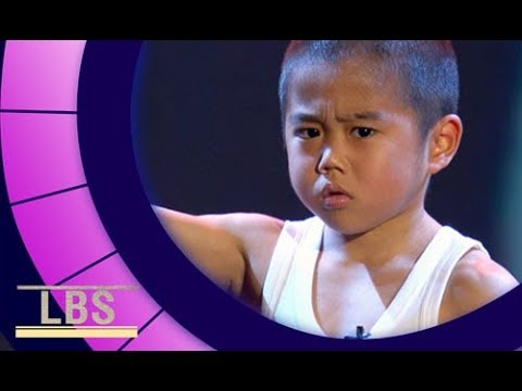 Meet mini-but-mighty Bruce Lee Kid Ryusei | Little Big Shots Aus Season 2 Episode 1