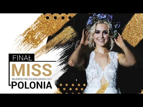 Wideo1: Pochodząca z Leszna Oliwia Miler została Miss Polonia Woj. Dolnośląskiego