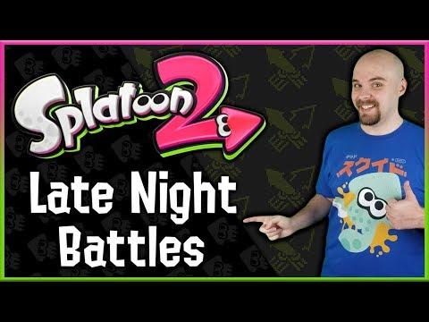 Late Night Chill Stream - Splatoon 2 Battles