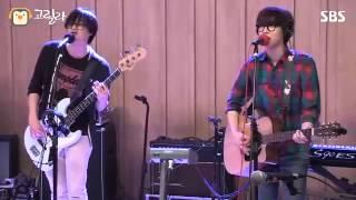 [SBS]컬투쇼, 페퍼톤즈 New Hippie Generation 라이브