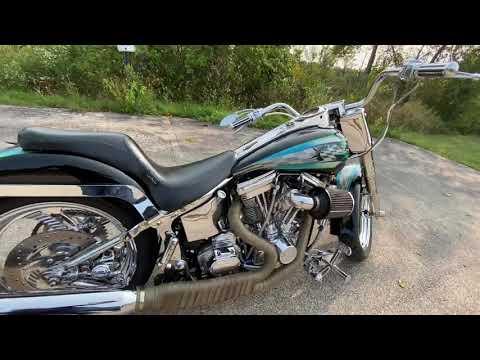 1997 Harley-Davidson Fat Boy in Muskego, Wisconsin - Video 1