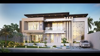 Video Mr. Dicky Goni Modern House 2 Floors Design - Maumere, Nusa Tenggara Timur
