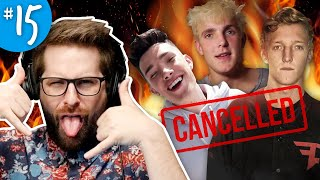 EVERYONE IS CANCELLED (James Charles, Tfue, Jake Paul) - SmoshCast #15