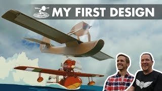 ANIME AIRPLANE In Real Life - Porco Rosso - Video Youtube