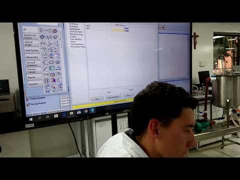 ASPEN HYSYS V10 Tank filling - игровое видео смотреть онлайн на
