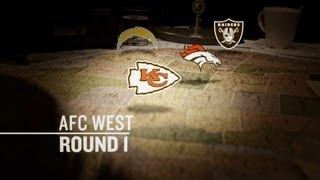 2012 NFL Draft Grades Round 1: AFC West Edition thumbnail