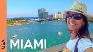 MIAMI, FLORIDA travel guide: What to do & Where to go (2018 vlog)
