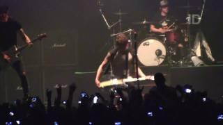 Boys Like Girls - Five Minutes To Midnight  @ São Paulo/Brasil