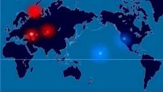 世界のどの場所でどのくらい核爆発が起きたのか