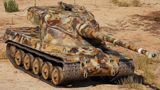 World of Tanks AMX 50 B - 8 Kills 10,1K Damage
