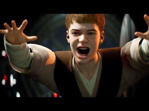 Star Wars Jedi: Fallen Order - Order 66 Scene