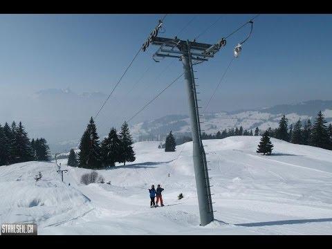 Lyžiarske stredisko Schwanden - Sigriswil, Švajčiarsko