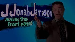 J. Jonah Jameson Best Scenes [HD]