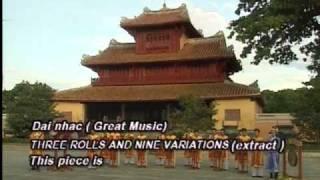 Le Nha Nhac, musique de cour vietnamienne
