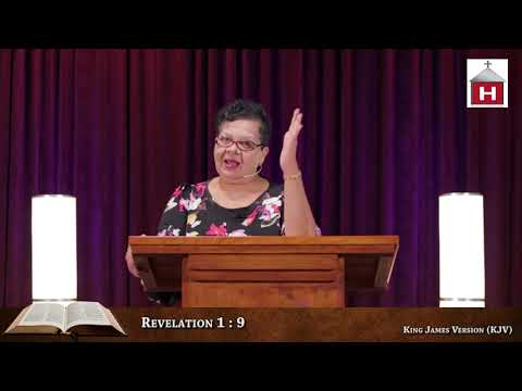 """""""Jesus is coming back for a spotless church"""" with Pastor Jean Tracey (THOP)"""