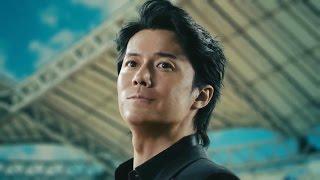 【日本CM】福山雅治男性粉絲不減反增繼續代言Asahi啤酒
