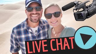 🔴 Live Chat with Drivin' & Vibin' // RV Living