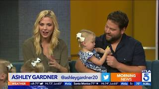 "The Gardner Family Discuss the ""Gardner Quad Squad"""