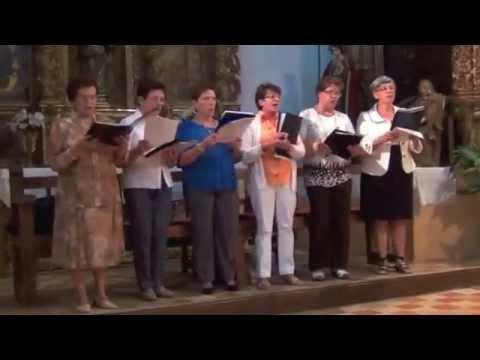 coro de Nuévalos