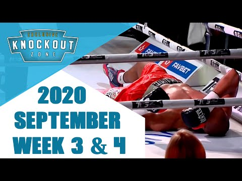 Boxing Knockouts | September 2020 Week 3 & 4