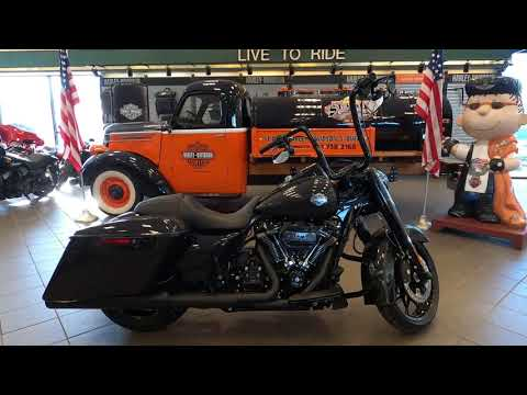 2021 Accessorized Harley-Davidson® Road King® Special FLHRXS