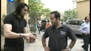 Ahmed El Bayed Street Magic /  أحمد البايض في برنامج سيرة وانفتحت